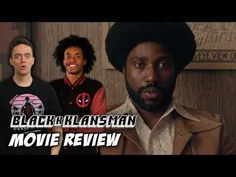 BlacKkKlansman - Schmoeville Movie Review