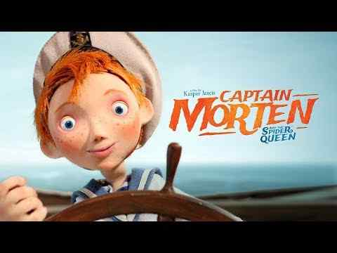 Captain Morten and the Spider Queen - trailer 1