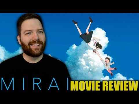Mirai no Mirai - Chris Stuckmann Movie review