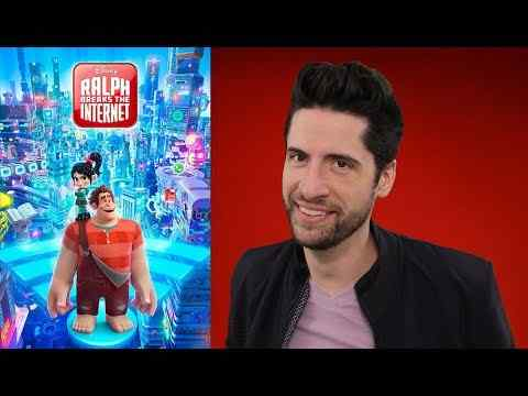 Ralph Breaks the Internet: Wreck-It Ralph 2 - Jeremy Jahns Movie review