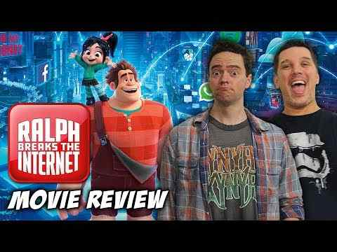 Ralph Breaks the Internet: Wreck-It Ralph 2 - Schmoeville Movie Review