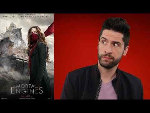 Mortal Engines - Jeremy Jahns Movie review