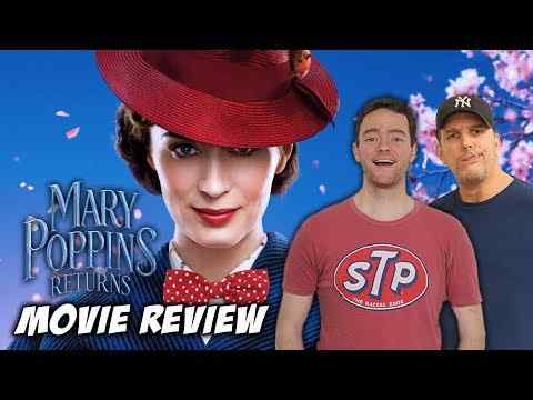 Mary Poppins Returns - Schmoeville Movie Review