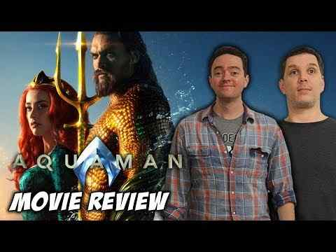 Aquaman - Schmoeville Movie Review