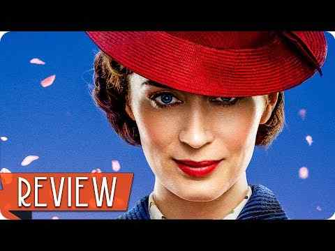 Mary Poppins Rückkehr - Robert Hofmann Kritik Review