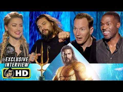 Aquaman - Interviews