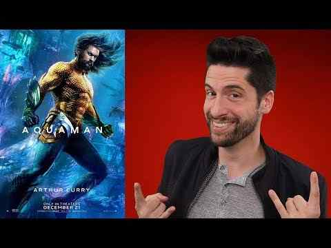 Aquaman - Jeremy Jahns Movie review
