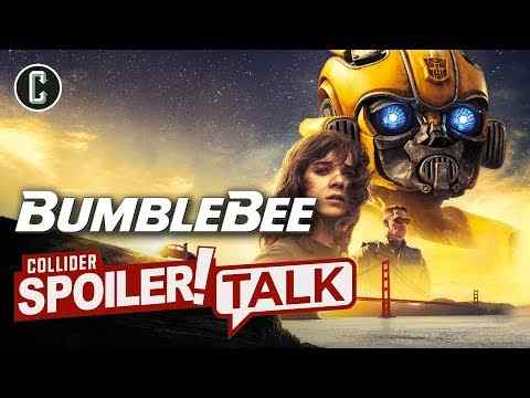 Bumblebee SPOLIER - Collider Movie Review