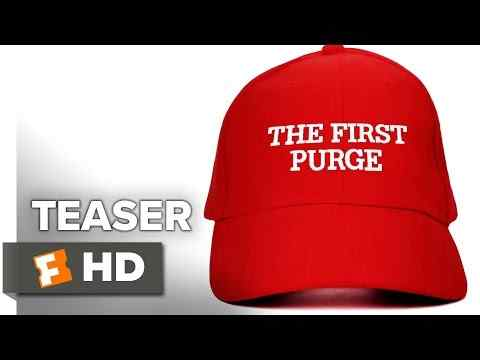 The First Purge - TV Spot 1