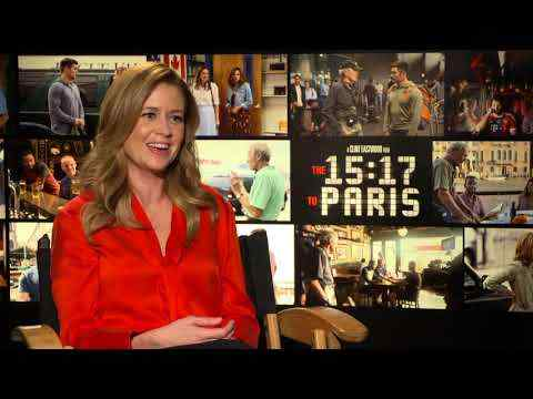 The 15:17 to Paris - Jenna Fischer Interview