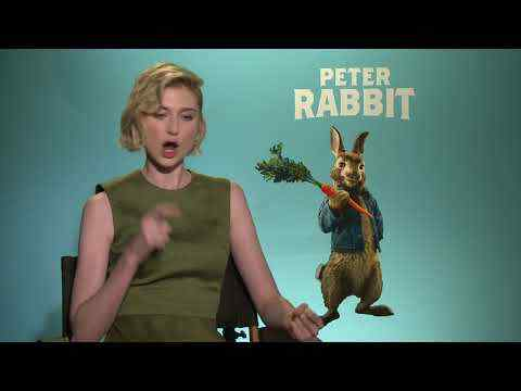 Peter Rabbit - Elizabeth Debicki