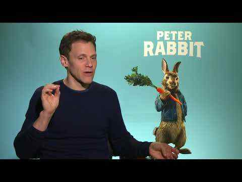 Peter Rabbit - Director Will Gluck Interview