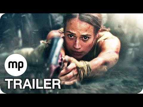 Tomb Raider - trailer 3