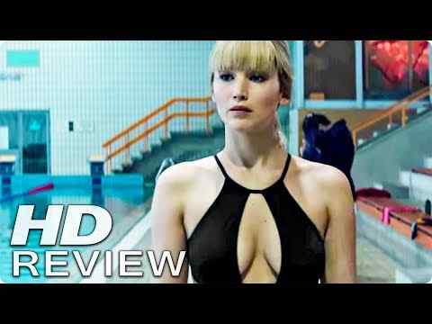 Red Sparrow - Robert Hofmann Kritik Review