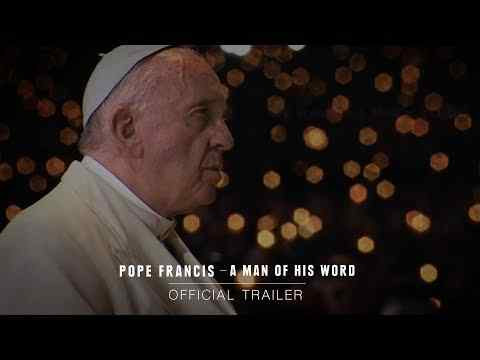 Pope Francis: A Man of His Word - trailer 1