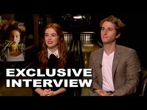 Flower - Zoey Deutch & Max Winkler Interview