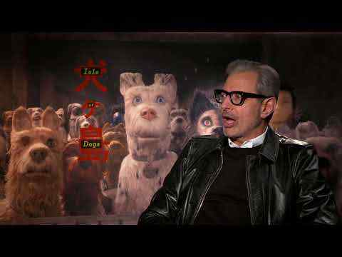 Isle of Dogs - Jeff Goldblum