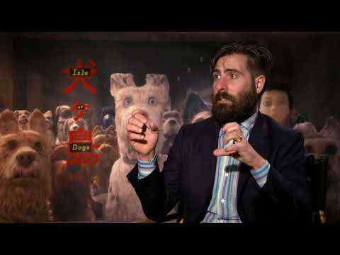 Isle of Dogs - Writer Jason Schwartzman Interview