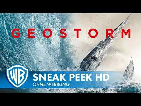 Geostorm - 9 Minuten Sneak Peek