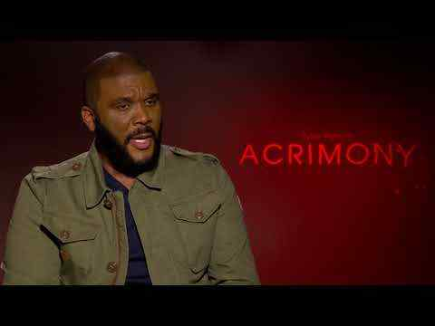 Acrimony - Tyler Perry Interview