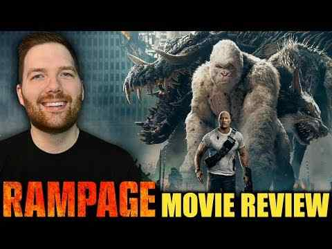 Rampage - Chris Stuckmann Movie review