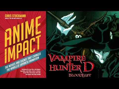 Vampire Hunter D: Bloodlust - Chris Stuckmann Movie review