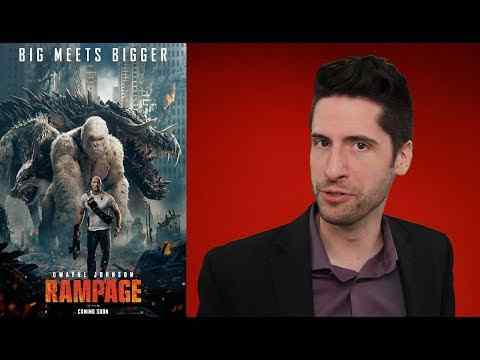 Rampage - Jeremy Jahns Movie review