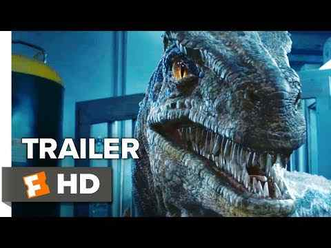 Jurassic World: Fallen Kingdom - trailer 4