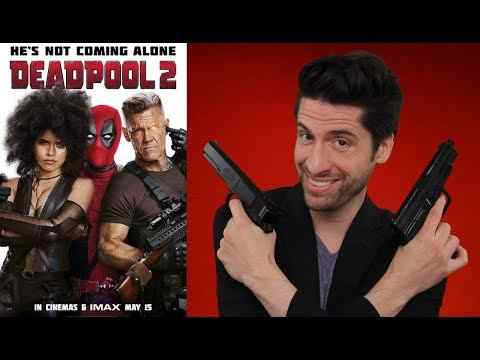 Deadpool 2 - Jeremy Jahns Movie review