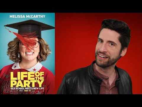 Life of the Party - Jeremy Jahns Movie review