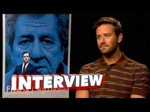 Final Portrait - Armie Hammer Interview