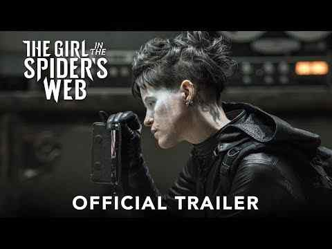 The Girl in the Spider's Web - trailer 1