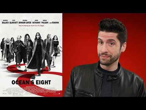 Ocean's 8 - Jeremy Jahns Movie review