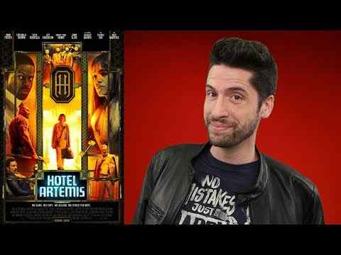 Hotel Artemis - Jeremy Jahns Movie review