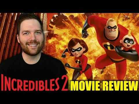Incredibles 2 - Chris Stuckmann Movie review