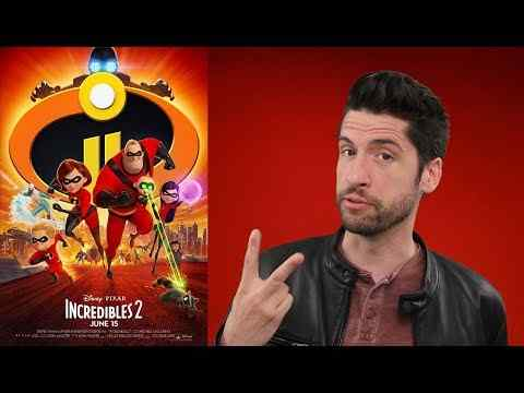 Incredibles 2 - Jeremy Jahns Movie review