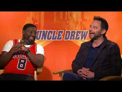 Uncle Drew - LilRel Howery & Nick Kroll Interview