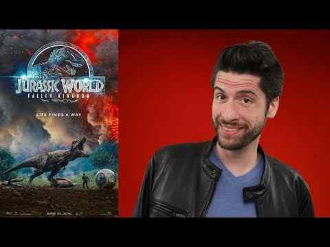 Jurassic World: Fallen Kingdom - Jeremy Jahns Movie review