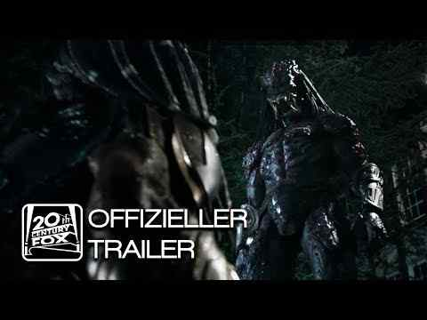 Predator - Upgrade - trailer 2