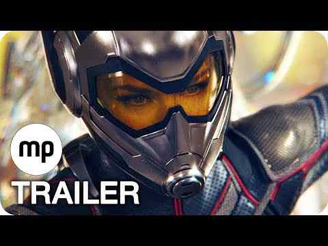 Ant-Man and the Wasp - Clips, Featurette & Trailer