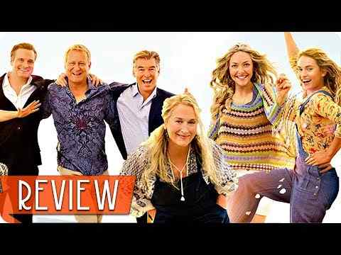 Mamma Mia! Here We Go Again - Robert Hofmann Kritik Review