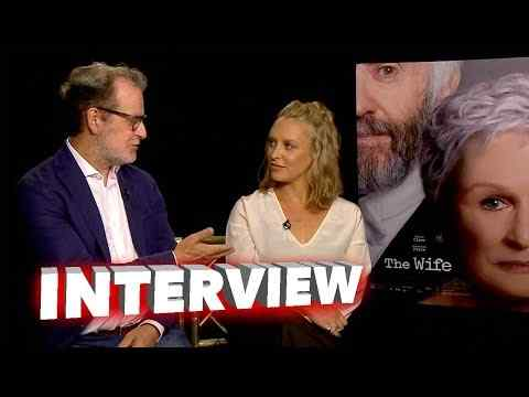 The Wife - Bjӧrn Runge and Annie Starke Interview