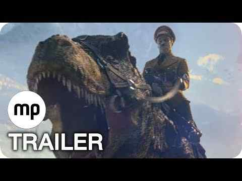 Iron Sky 2: The Coming Race - Filmclips & Trailer