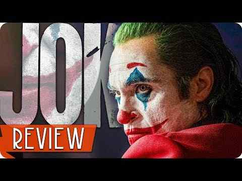 Joker - Robert Hofmann Kritik Review