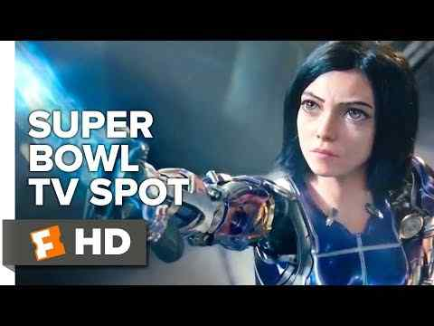 Alita: Battle Angel - TV Spot 1