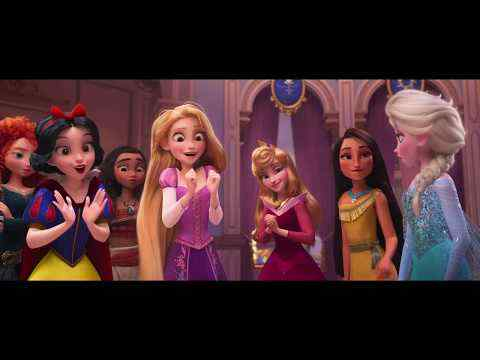 Ralph Breaks the Internet: Wreck-It Ralph 2 - Princesses Behind the Scenes Special Featurette