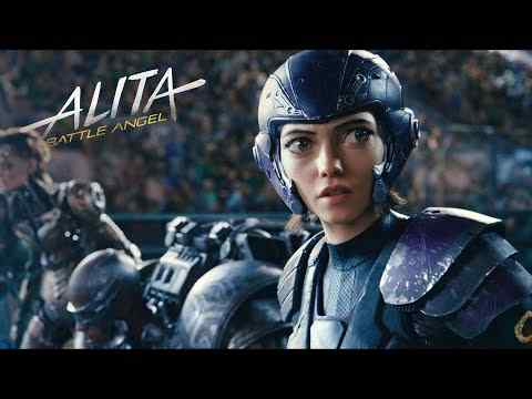 Alita: Battle Angel - TV Spot 2