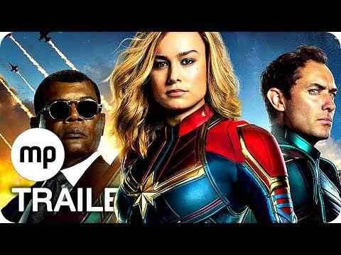 Captain Marvel - Trailer & TV Spots