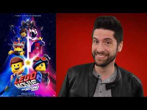 The Lego Movie 2: The Second Part - Jeremy Jahns Movie review