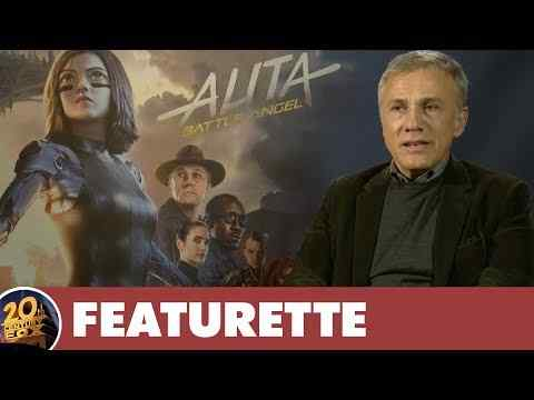 Alita: Battle Angel - Christoph Waltz Interview